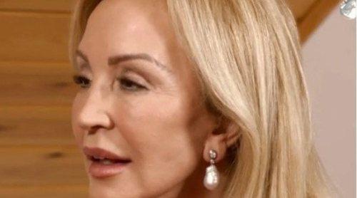 Carmen Lomana no puede más y estalla contra Miriam Saavedra: '¿La mato o qué hago con ella?'
