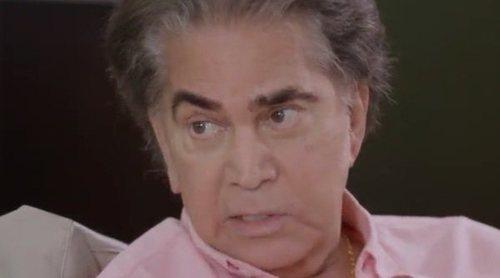 José Luis Rodríguez 'El Puma' en 'Mi casa es la tuya': 'Comencé a hablar en arameo, era el Espíritu Santo'