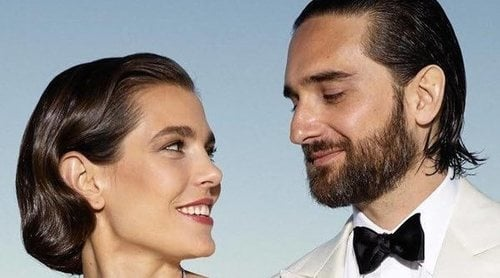 Carlota Casiraghi y Dimitri Rassam celebran su boda religiosa en Saint-Rémy