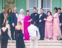 Primeras imágenes de la boda de Joe Jonas y Sophie Turner