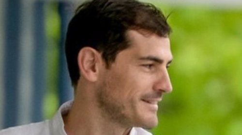 Iker Casillas regresa a los entrenamientos del Oporto tras recuperarse del infarto que sufrió