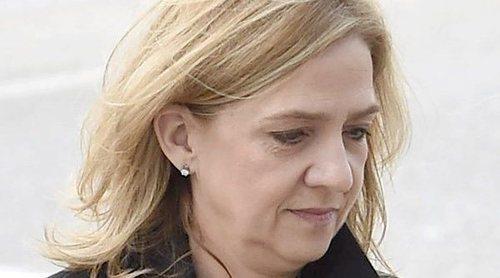 La Infanta Cristina creyó que estaba sufriendo un infarto tras una visita a Iñaki Urdangarin en la cárcel