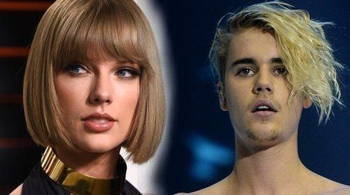 Taylor Swift abre de nuevo una guerra mediática contra Justin Bieber y su antigua productora