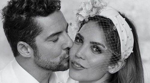 David Bisbal y Rosanna Zanetti celebran su primer año casados: 'Contigo solo existe La Paz'