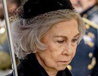 La preocupación de la Reina Sofía por la Infanta Cristina y por Constantino de Grecia