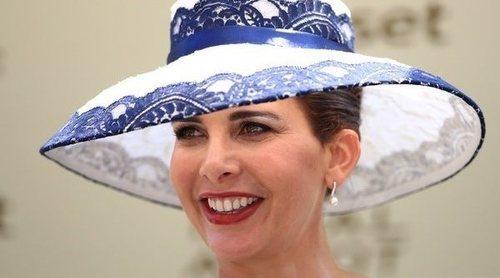 La Princesa Haya de Jordania pide el divorcio al Emir de Dubai y teme su respuesta
