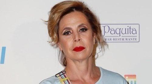 Ágatha Ruiz de la Prada descarta llevarse bien con Pedro J. Ramírez: 'Eso se lo dejo a mis hijos'