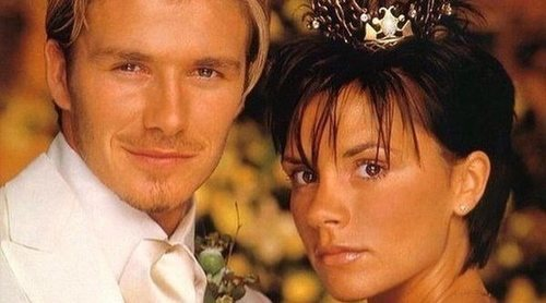 David y Victoria Beckham celebran su 20 aniversario de boda echando la vista atrás