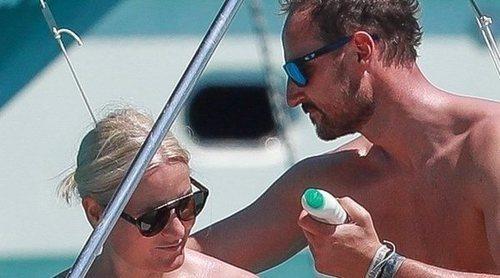La pasión de la realeza por España: de Haakon y Mette-Marit de Noruega a Haya de Jordania y la Familia Real Holandesa
