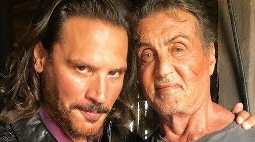 Sergio Peris Mencheta continúa triunfando en Hollywood con Sylvester Stallone en 'Rambo 5'