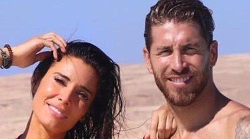 Pilar Rubio y Sergio Ramos continúan disfrutando de su luna de miel en las paradisíacas playas de Egipto
