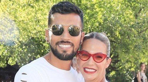 Tamara Gorro y Ezequiel Garay disfrutan del Orgullo 2019 aunque con final agridulce