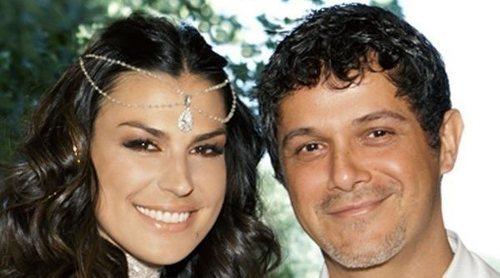 Raquel Perera felicita a Alejandro Sanz tras su gira rodeados rumores de crisis en su matrimonio