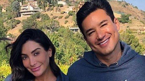 Mario Lopez y Courtney Mazza se convierten en padres por tercera vez