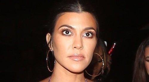 Kourtney Kardashian revela que tenía ansiedad cuando cumplió los 40 años