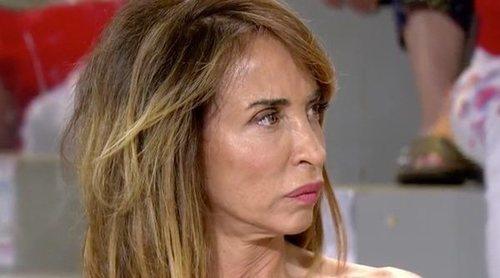 El enigmático comentario de María Patiño sobre Isabel Pantoja y Chelo García Cortés