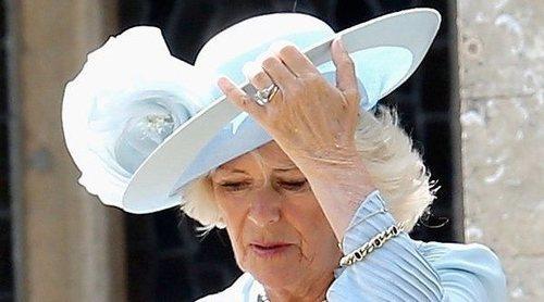 El susto de la Duquesa de Cornualles durante un viaje en helicóptero que podría haber terminado en tragedia