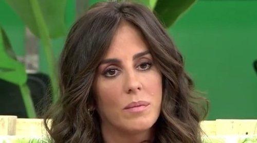Anabel Pantoja se va del plató de 'Sálvame' entre lágrimas por los ataques de Kiko Hernández y Gema López