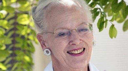 La felicidad de Margarita de Dinamarca al reencontrarse con sus nietos en Graasten Slot
