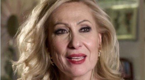 La sorprendente revelación de Rosa Benito en 'Ven a cenar conmigo': 'He pasado una semana con Amador Mohedano'