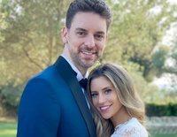 Pau Gasol y Cat McDonnell se casan por segunda vez: 'sí quiero' en Gerona tras su boda en San Francisco