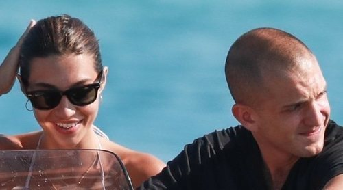 Rocío Crusset y Maggio Cipriani disfrutan de su primer verano juntos en Ibiza