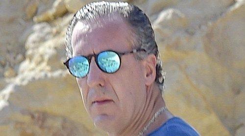 Jaime de Marichalar comienza en Ibiza sus vacaciones de verano 2019