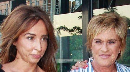 María Patiño, muy decepcionada, da por rota su amistad con Chelo García Cortés