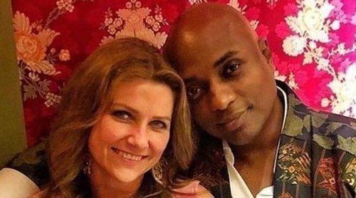 Shaman Durek declara su amor a Marta Luisa de Noruega y obtiene el apoyo público de Mette-Marit de Noruega