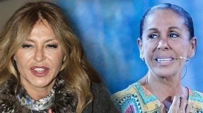 Cristina Tárrega e Isabel Pantoja: lo que unió un evento de belleza, que no lo separe nadie