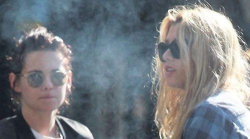 Las fotos que confirman la reconciliación de Kristen Stewart y Stella Maxwell