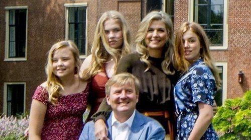 Así es el posado veraniego de la Familia Real de Holanda en un escenario diferente a los anteriores