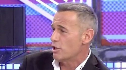 Carlos Lozano confiesa que Chelo García Cortés le dijo en 'Supervivientes 2019' que quería dejar 'Sálvame'