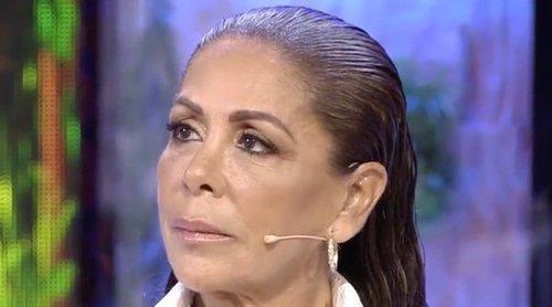 Isabel Pantoja se pronuncia sobre el episodio sexual en Cantora: 'No voy a perder la amistad de Aneth'
