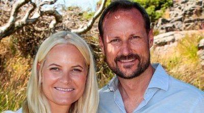 La Princesa Mette-Marit felicita al Príncipe Haakon de Noruega por su cumpleaños con una íntima imagen