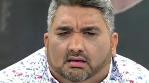 Omar Montes se enfrenta por teléfono a Javi 'El Gordo' y su abuela le pide que cuelgue
