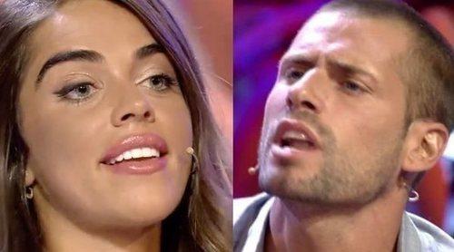 Violeta y Albert protagonizan un tenso enfrentamiento en 'SV 2019' con corte de mangas incluido