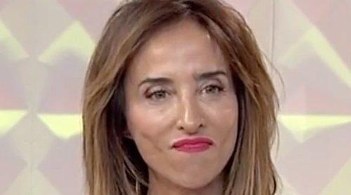 María Patiño pasa por un mal trago por culpa de sus compañeros de 'Socialité'