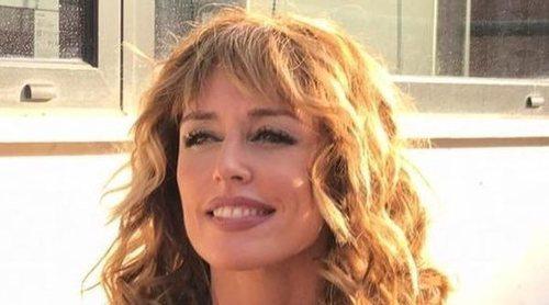 Emma García empieza sus vacaciones con un espectacular posado en bikini
