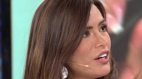 'Sálvame' afirma tener mensajes subidos de tono entre Miriam Saavedra y Hugo Castejón