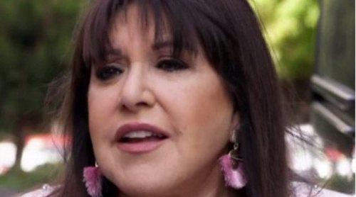 Loles León reconoce en 'Ven a cenar conmigo' lo duro que fue ser madre soltera: 'En España eso era muy jodido'