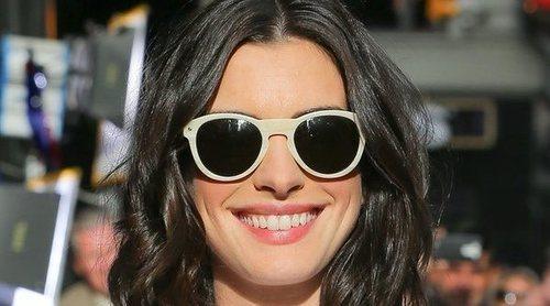 Anne Hathaway anuncia que está embarazada de su segundo hijo