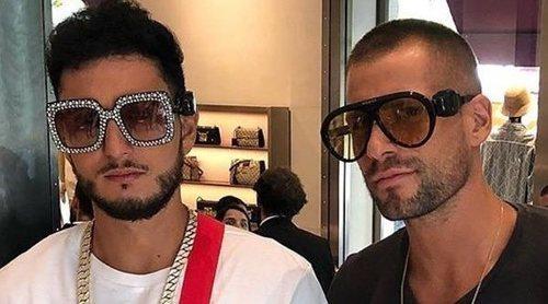 Omar Montes y Albert Álvarez, inseparables tras el final de 'Supervivientes 2019'