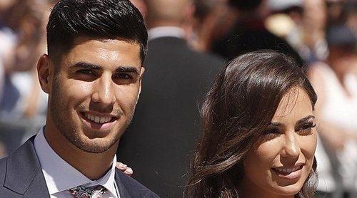 El mensaje de ánimo de la novia de Marco Asensio tras su lesión de rodilla