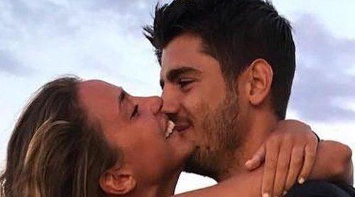 Alice Campello desvela cuál es el secreto de su exitoso matrimonio con Álvaro Morata: 'Somos mejores amigos'