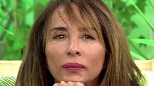 Chelo García Cortés sigue decepcionando a María Patiño: 'Me he vuelto loca gritando'