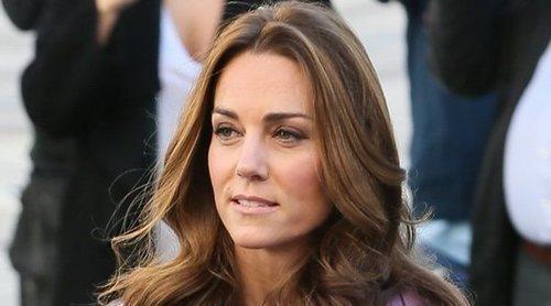 El Palacio de Kensington desmiente que Kate Middleton haya ido a una clínica a ponerse bótox
