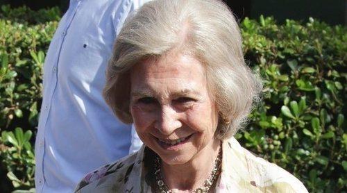 El Rey Juan Carlos, por sorpresa en Mallorca junto a la Reina Sofía para visitar la academia de Rafa Nadal