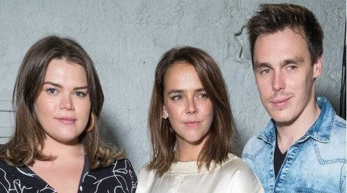 Así son y así se llevan Louis, Pauline Ducruet y sus hermanos Michael Ducruet y Camille Gottlieb