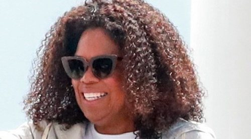 La felicidad de Oprah Winfrey surcando las aguas del Mediterráneo durante sus vacaciones en Ibiza